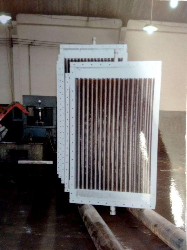Trocador de calor aletado