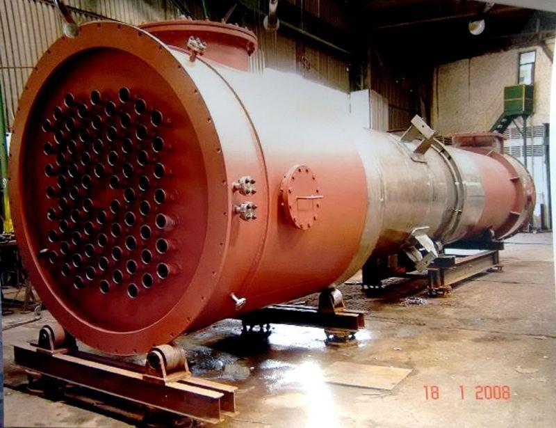 Trocadores de calor especiais